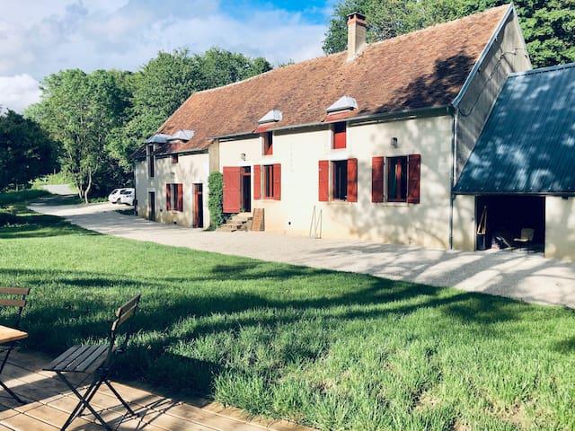 Sury-en-Vaux的民宿
