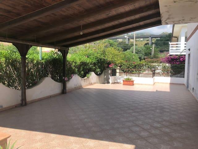 Calabaia, Belvedere Marittimo的民宿