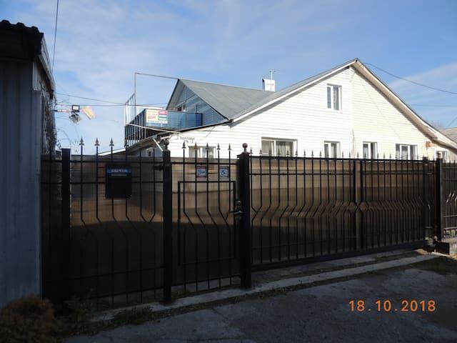 Baykalsk的民宿