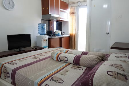 Comfy and Nice Apartment in Central Jakarta