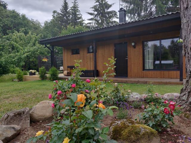 A tiny  (30 m2) home accommodation near Tallinn