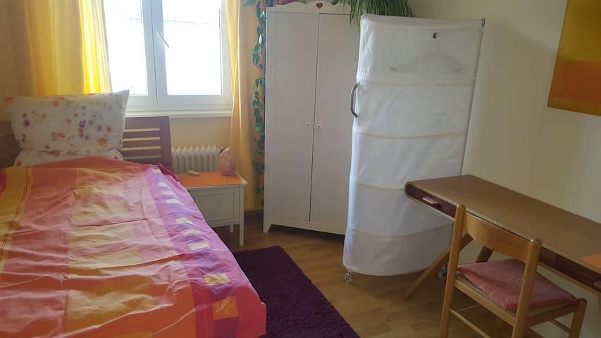新乌尔姆的民宿