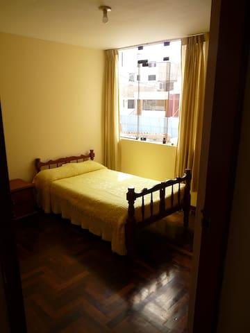 Bonita habitación amoblada en La Perla, Callao.