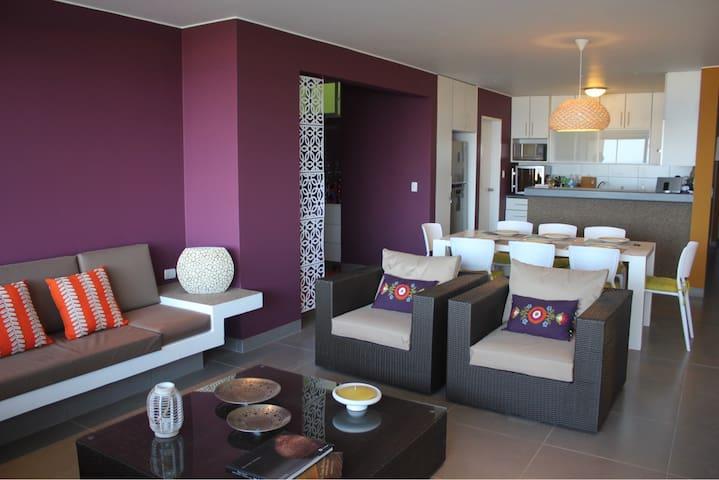 Paracas的民宿