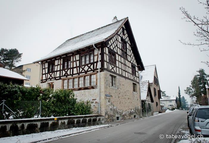 Rüschlikon的民宿