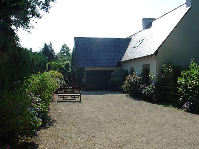 Le Hinglé的民宿