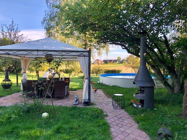 Wohnung in der Villa 25min von Zürich in Wohlen AG