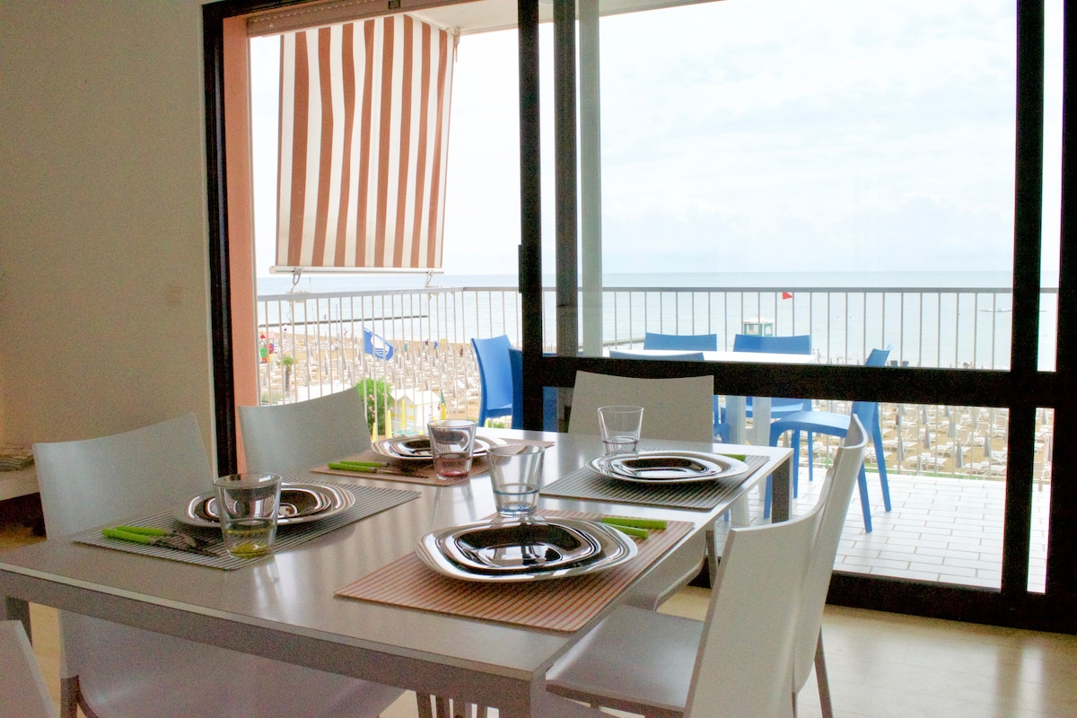 APPARTAMENTO FRONTE MARE AUGUSTUS - SEA VIEW