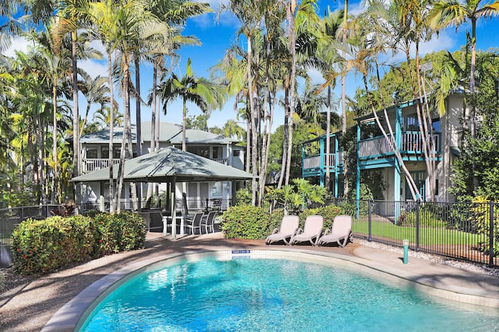 Coral Beach Noosa Resort (9)