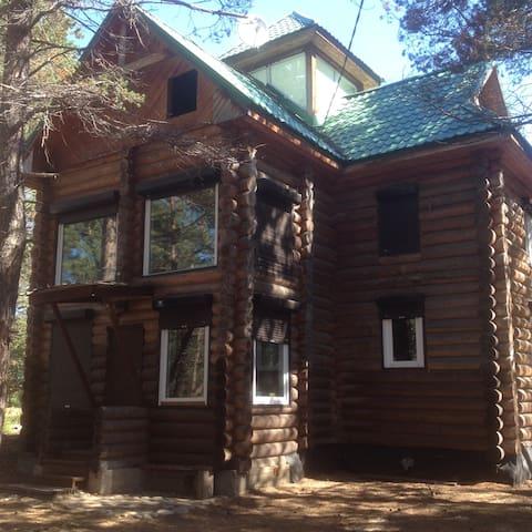 Pribaykalsky District的民宿