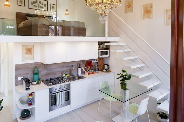 Apartment Ca' Tintoretta