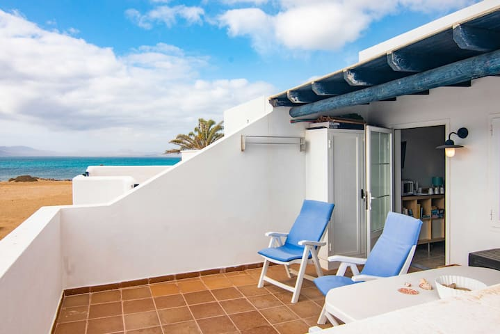 The Lighthouse Beach Apartment, La Graciosa island