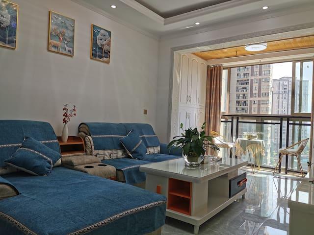 重庆的民宿