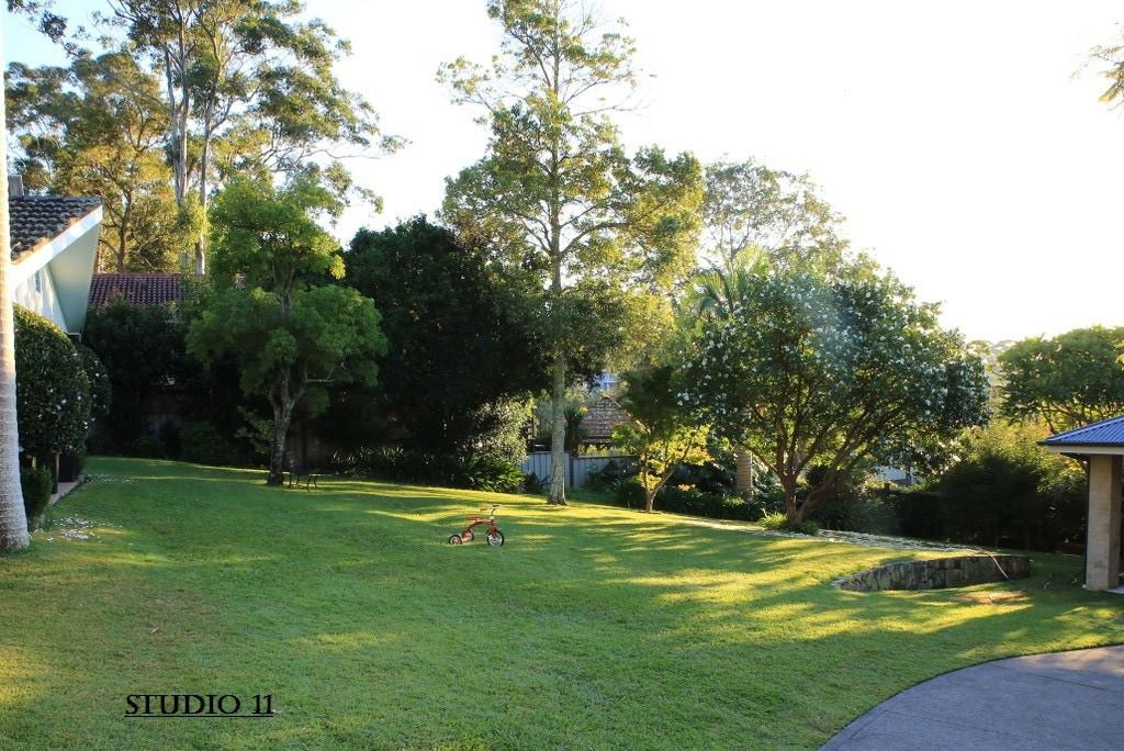 Bright, spacious, relaxing garden studio