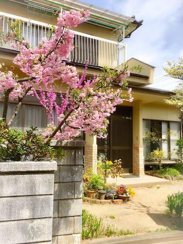Yamanashi-shi的民宿