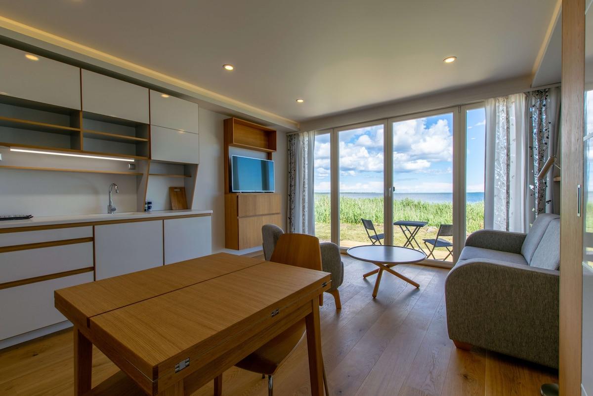 ★Modern Sea View Apartment |BBQ & Terrace
