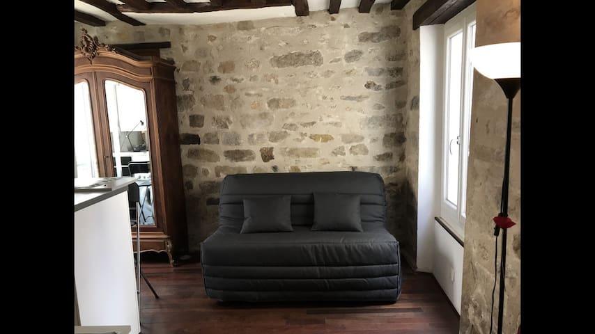枫丹白露(Fontainebleau)的民宿