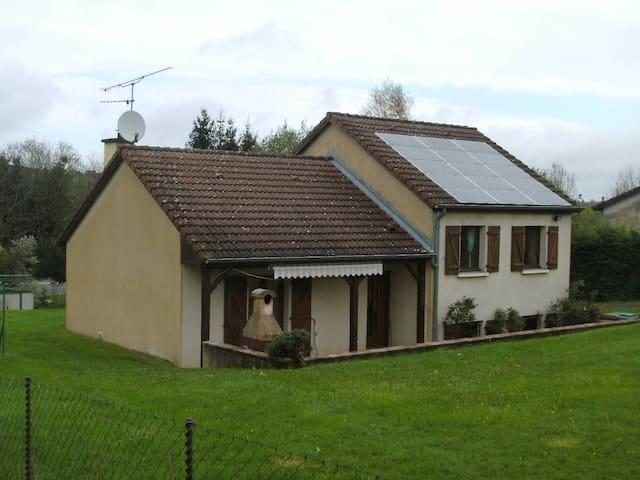 凡尔登的民宿
