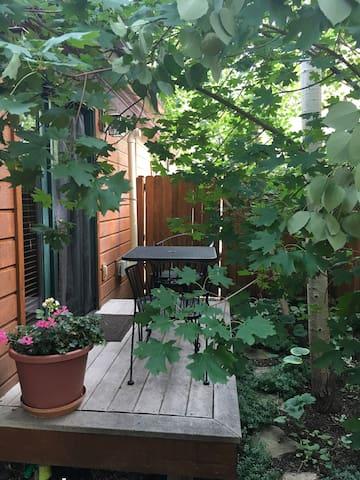 Cozy, Quiet, Private Aspen Studio