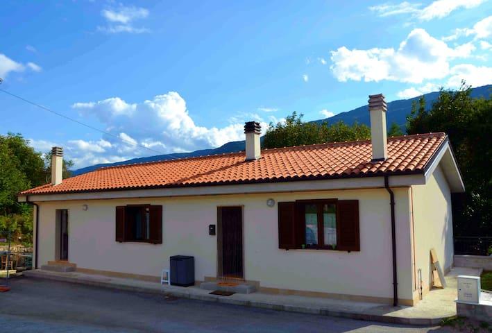 Sant'Eusanio Forconese的民宿