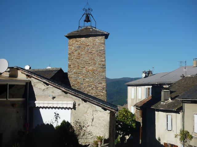 Moissac-Vallée-Française的民宿