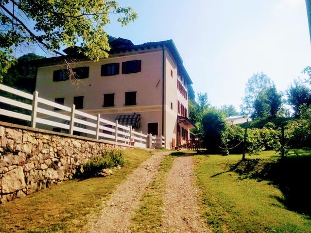 Posina的民宿