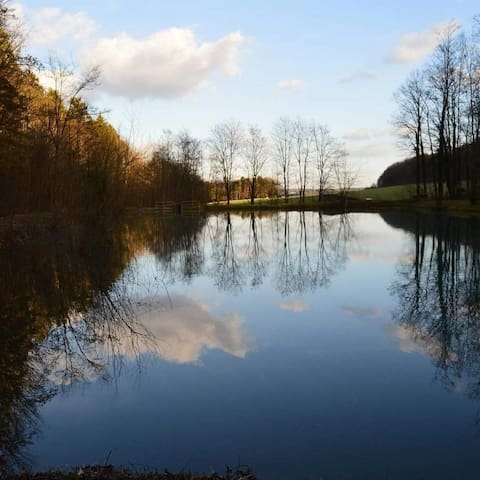 Soncourt-sur-Marne的民宿