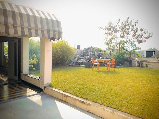 加尔各答的民宿