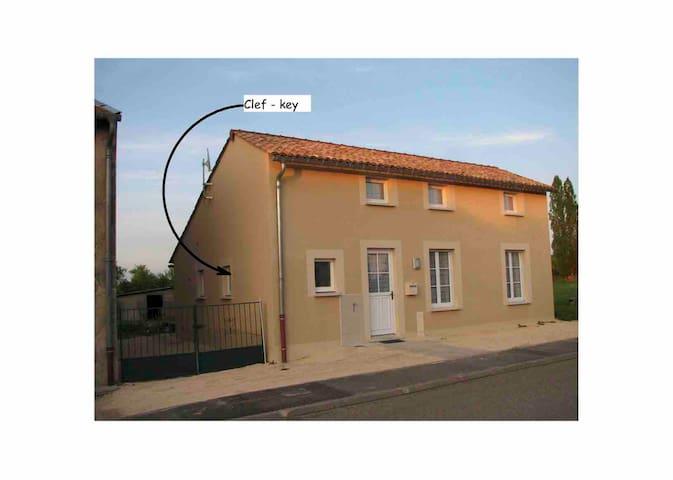 Essey-et-Maizerais的民宿