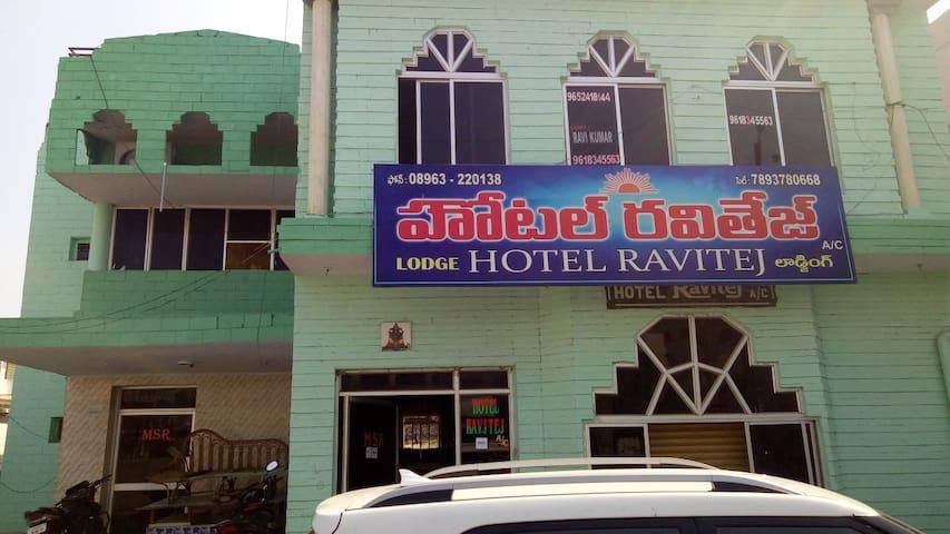 Parvathipuram的民宿