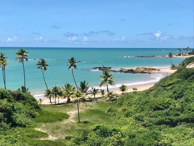 Praia de Tabatinga 2, Conde的民宿