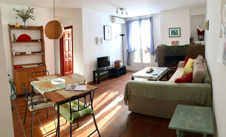 Great rustic sunny apartment at Sol City Center