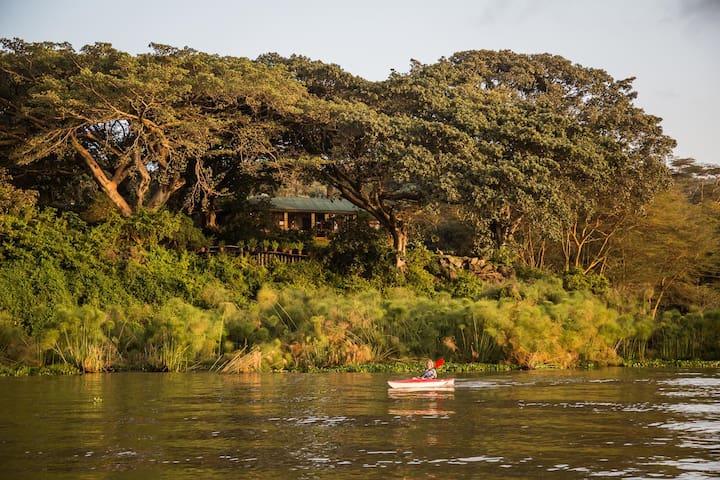 Lake Naivasha 的民宿