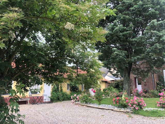 Saint-Blimont的民宿
