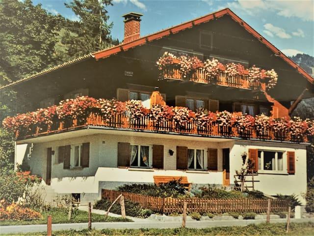 Hittisau的民宿