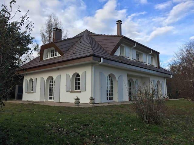 Saulcy-sur-Meurthe的民宿