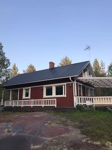 Pyhäjoki的民宿