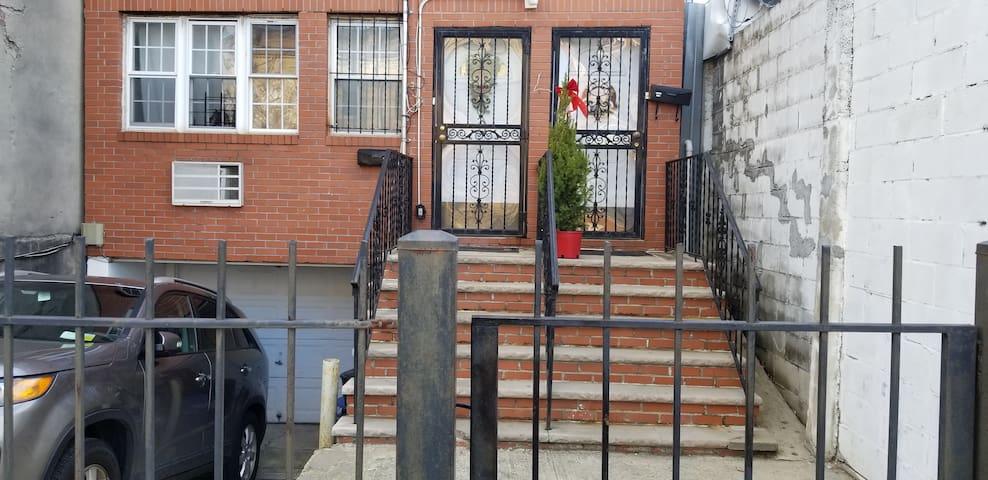 布鲁克林的民宿