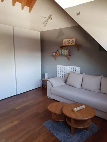 Zimmer im EFH im schönen Zellertal- zentrale Lage