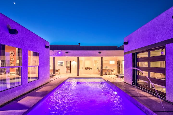Sparkling Clean | Two Casitas | Amazing Yard/Heated Pool/Spa | Shoshone