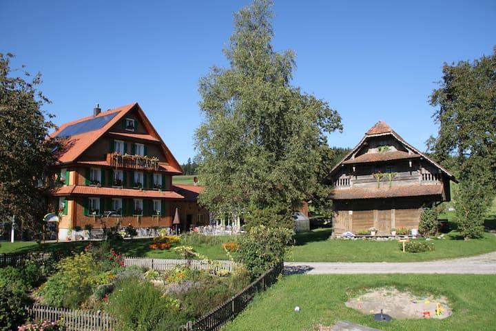 Rickenbach的民宿