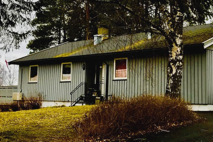 Skogn的民宿