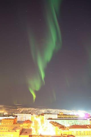 摩尔曼斯克(Murmansk)的民宿