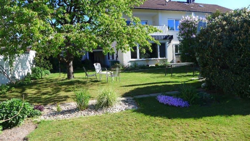 Gottmadingen的民宿