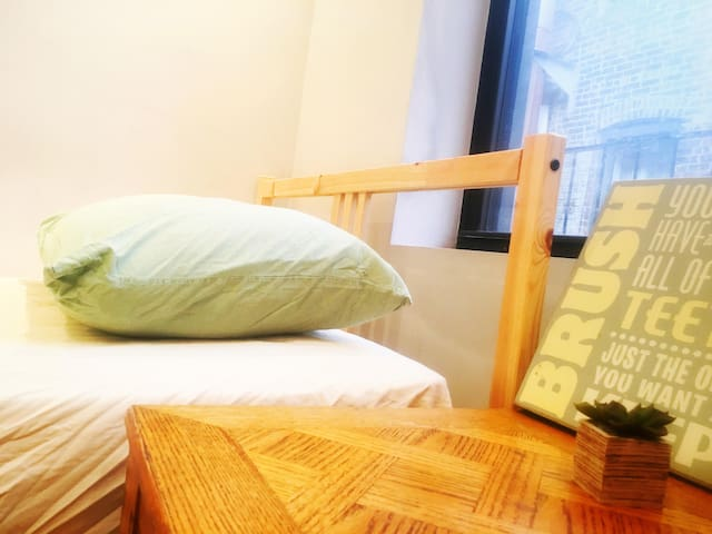 Private Bedroom Near Union Square and East Village
