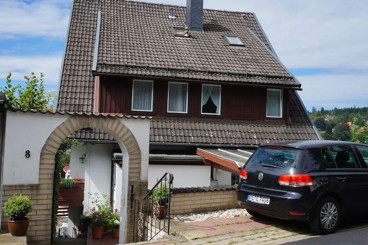 布罗因拉格 (Braunlage)的民宿
