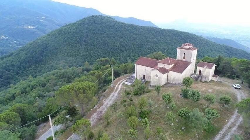 Belmonte Castello的民宿
