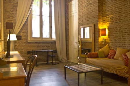 Dream Loft with Terrace in Palermo Soho