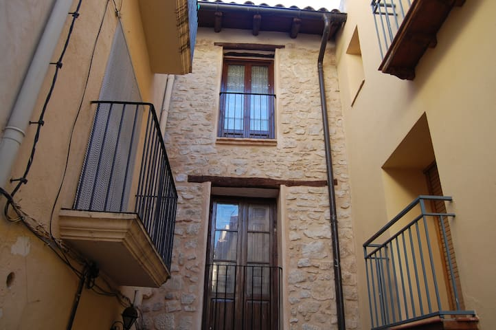 La Fresneda的民宿
