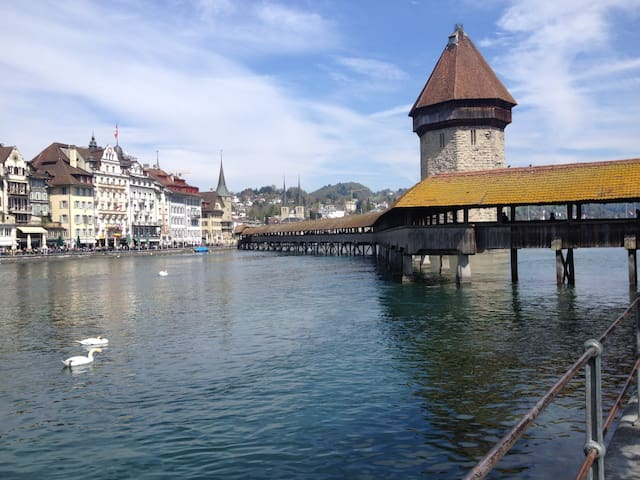 Guidebook for Lucerne and Ebikon